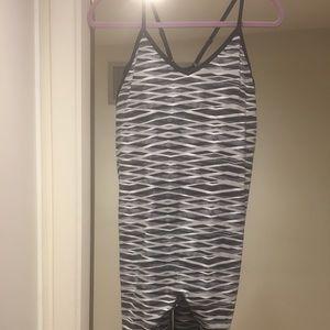 Nike one piece workout suit